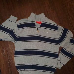 IZOD Boys Striped Sweater